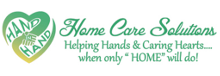 Hand in Hand Home Care Solutions logo