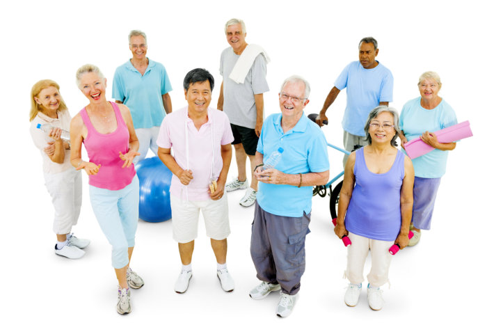 Exercising-in-Your-Golden-Years