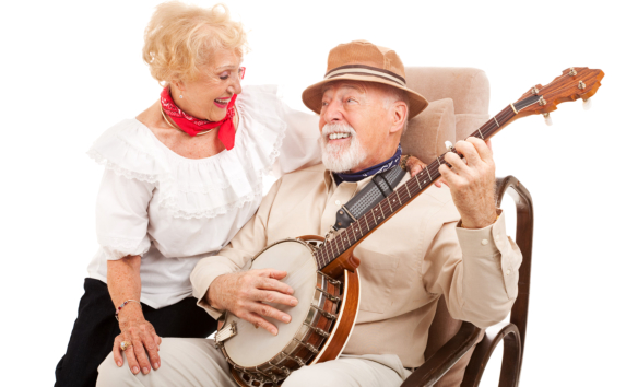 Creative Outlets Seniors Can Do at Home